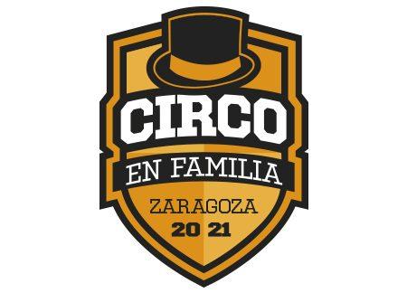 Logo circo en familia 3 a 6 años